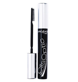 mascara_cils_optic_noir Design